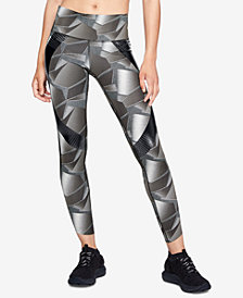 Under Armour Perpetual Printed Compression Leggings