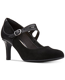 Clarks Collection Women's Dancer Reece Pumps
