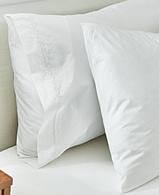 Splendid Washed Percale Set of 2 Standard Pillowcases