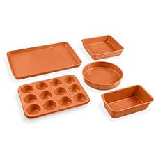 Nonstick 5 Piece Bakeware Set