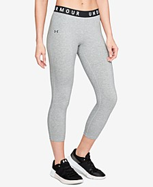 Favorites French Terry Cropped Leggings