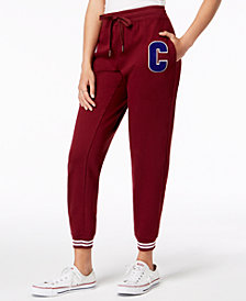 Ultra Flirt by Ikeddi Juniors' Varsity Patch Joggers