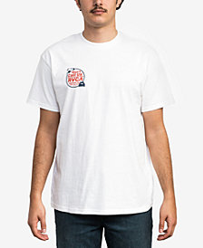 RVCA Men's Don't Call Us Graphic T-Shirt