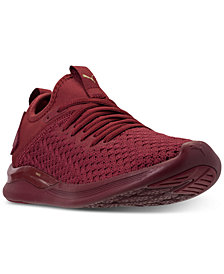 Puma Women's Ignite Flash Evoknit Casual Sneakers from Finish Line