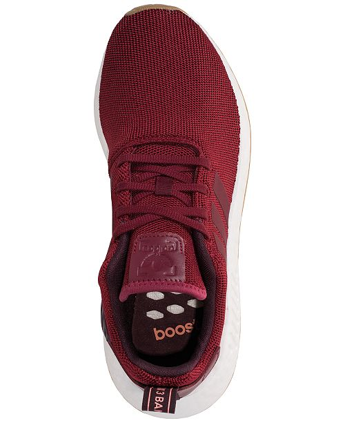 outlet store b06ca e10e4 adidas Boys' NMD R2 Casual Sneakers from Finish Line ...