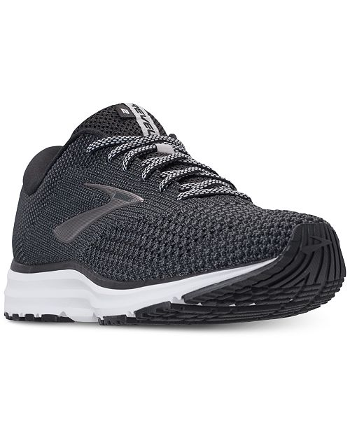 f9a64e074e4 Brooks Men s Revel 2 Running Sneakers from Finish Line   Reviews ...