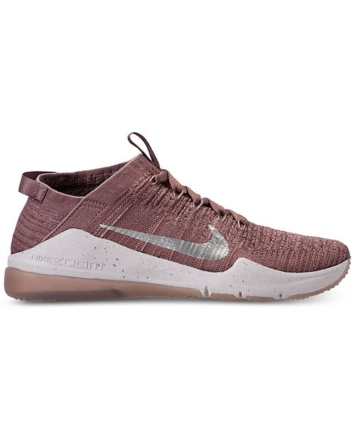 ... Nike Women s Air Zoom Fearless Flyknit 2 LM Running Sneakers from  Finish ... 2ac102adef8