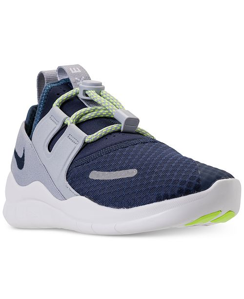 free shipping 55964 095b6 Nike Boys' Free Run Commuter 2018 Running Sneakers from ...