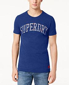 Superdry Men's Varsity Embossed T-Shirt