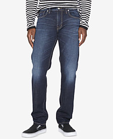 Silver Jeans Co. Men's Eddie Relaxed-Fit Tapered Stretch Jeans