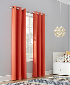 Sun Zero Kids Riley Blackout Curtain Panel Collection