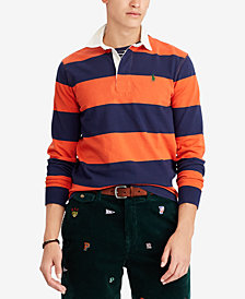 Polo Ralph Lauren Men's The Iconic Rugby Classic Fit Shirt