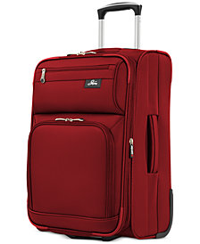 "Skyway Sigma 5 21"" Wheeled Softside Expandable Carry-On Suitcase"