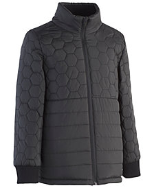 Calvin Klein Big Boys Hexaquilt Jacket