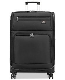 "Skyway Sigma 5 25"" Softside Expandable Spinner Suitcase"