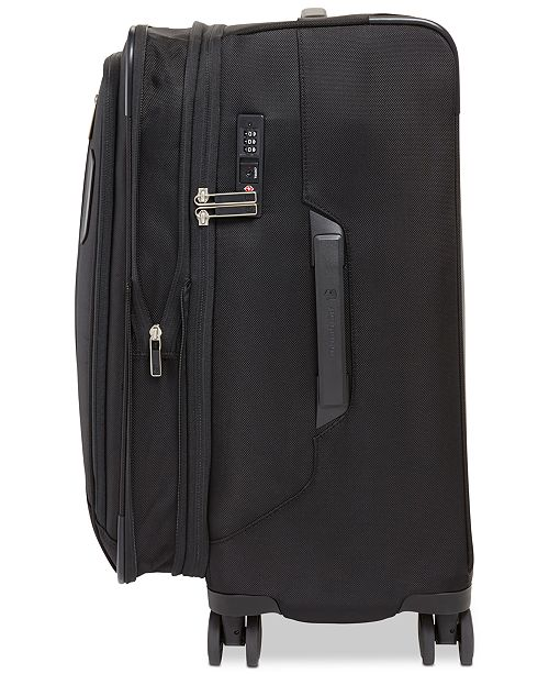 Victorinox Swiss Army VX Avenue 25 Medium Expandable Softside Spinner Suitcase