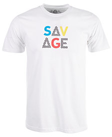 American Rag Men's Savage Graphic T-Shirt, Created for Macy's