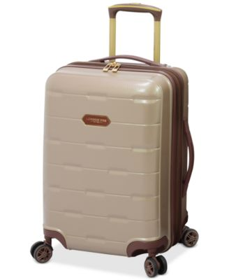"""Brentwood 20"""" Hardside Carry-On Spinner Suitcase, Created for Macy's"""