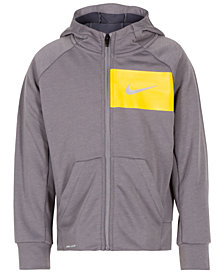 Nike Little Boys Dri-FIT Full-Zip Hoodie