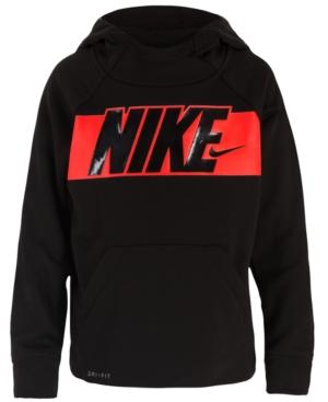 Nike Toddler Boys Drifit Graphic Pullover Hoodie