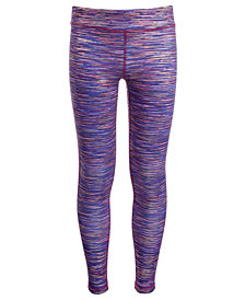 Ideology Big Girls Plus Space-Dyed Leggings, Created for Macy's