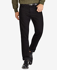 Polo Ralph Lauren Men's Varick Slim Straight Jeans