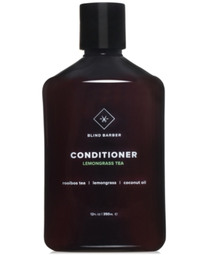 Blind Barber Lemongrass Tea Conditioner, 12-oz.