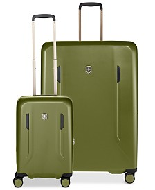 CLOSEOUT! Victorinox Swiss Army VX Avenue Spinner Luggage Collection Army Green