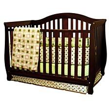 Desiree 4-in-1 Crib, White