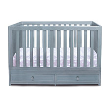 Marilyn Crib, Gray
