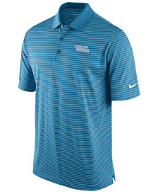 Nike Men's Carolina Panthers Stadium Polo