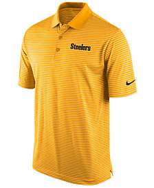 Nike Men's Pittsburgh Steelers Stadium Polo