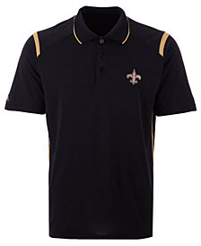 Antigua Men's New Orleans Saints Merit Polo