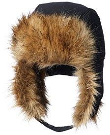 Men's Arctic Tundra Faux Fur Trapper Hat