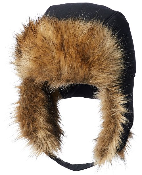 40bf2334b45 Columbia Men s Arctic Tundra Faux Fur Trapper Hat  Columbia Men s Arctic  Tundra Faux Fur Trapper ...