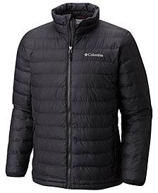 Columbia Men's Big & Tall Oyanta Trail Insulated Jacket