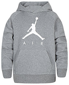 Jordan Little Boys Jumpman-Print Hoodie