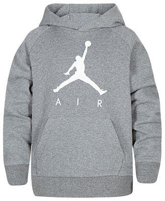 Jordan Big Boys Jumpman Fleece Hoodie Sweaters Kids Macys