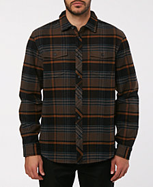 O'Neill Men's Ridgemont Flannel Shirt