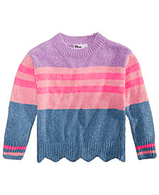 Epic Threads Little Girls Sweater, Created for Macy's