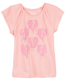 Epic Threads Toddler Girls Ballerina-Print T-Shirt, Created for Macy's