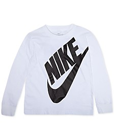 Nike Little Boys Futura Graphic Cotton T-Shirt