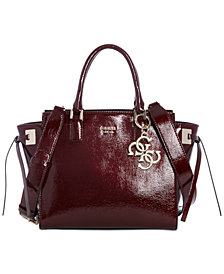 GUESS Multi Digital Status Satchel