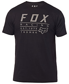 Fox Men's Logo Graphic T-Shirt