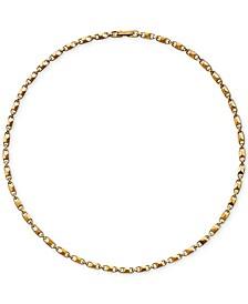 Women's Mercer Link Sterling Silver Necklace