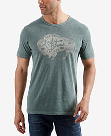 Lucky Brand Men's Lucky Bison Graphic T-Shirt