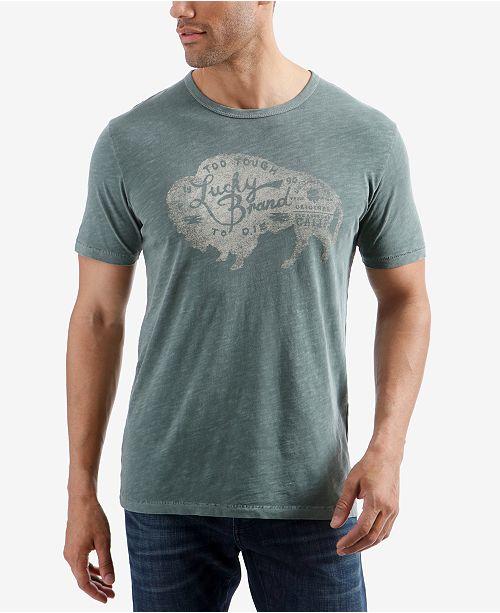 581e32f2 Negozio di sconti online,Lucky Brand T Shirt Men
