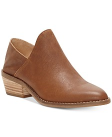 Lucky Brand Women's Fausst Crashback Booties