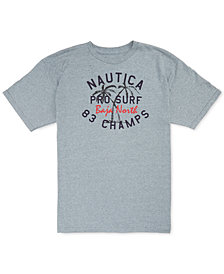 Nautica Men's Baja North Graphic T-Shirt