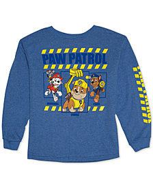 Nickelodeon Little Boys Paw Patrol Graphic T-Shirt